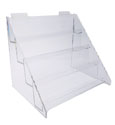 acrylic risers jewelry supplies menu pop up