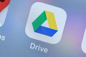 how to sync folder with google drive