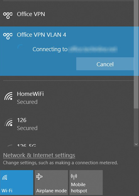 """VPN Stuck on """"Connecting"""" in Windows 10: How to Fix It"""