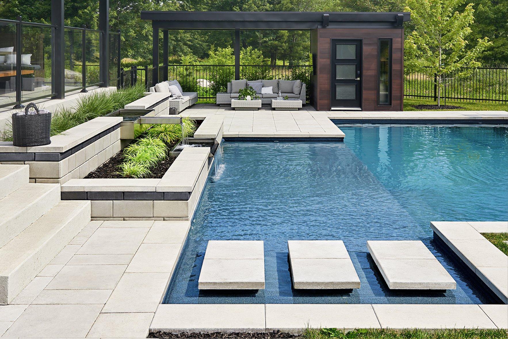 11 inground pool landscaping ideas