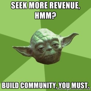 online-customer-community-increase-lead-sales-close-rate for startups