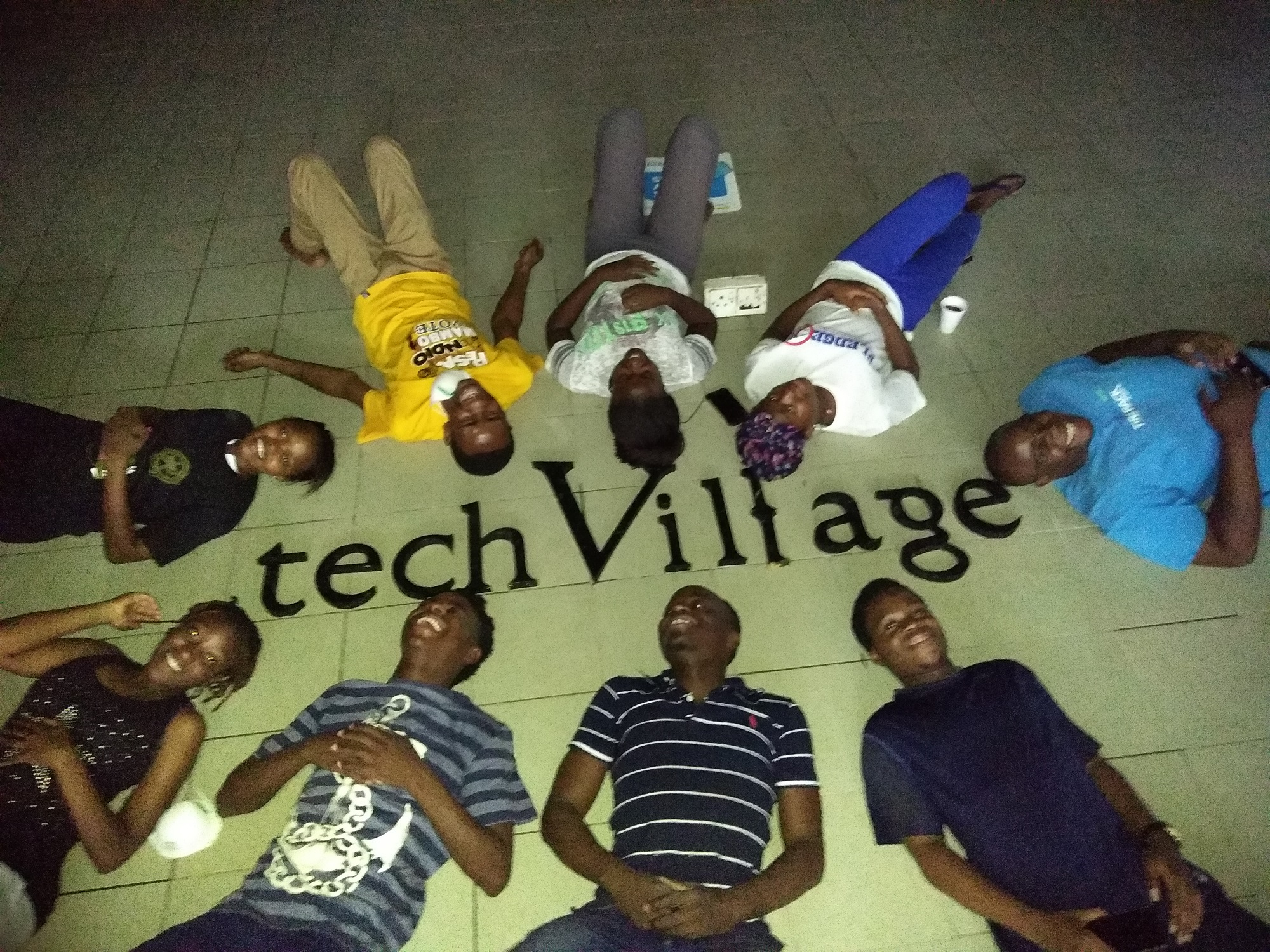 Collaborative Brilliance: The Force Behind The TechVillage