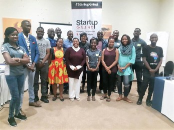 Startup Grind Francistown Group Photo