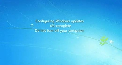 Fast Windows Shutdown - Avoid Configuring Windows Updates Message ...