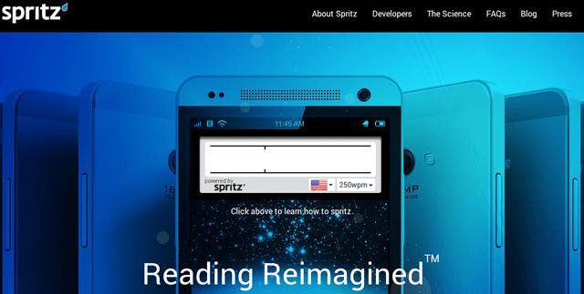 5 apps android para turbinar sua capacidade de memorização, leitura e compreensão de texto (estilo Spritz)