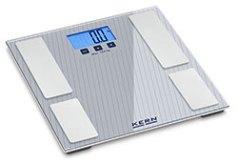 Báscula medición grasa corporal Kern & Sohn