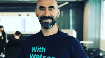 Sérgio Gama da IBM confirmado no TecnoUpdate 2018
