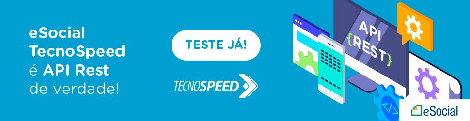 eSocial TencoSpeed é API Rest de verdade