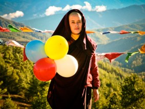 """Balloons of Bhutan"": Bringing Gross National Happiness from the Himalayas"