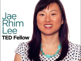 Flesh-eating mushrooms: Fellows Friday with Jae Rhim Lee