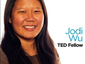 High-velocity innovation: Fellows Friday with Jodie Wu