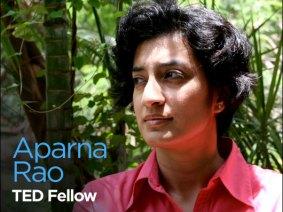Peek-a-boo!: Fellows Friday with Aparna Rao