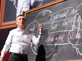 Reinventing the battery: Donald Sadoway at TED2012