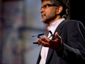 The James Bond of robots: Vijay Kumar at TED2012