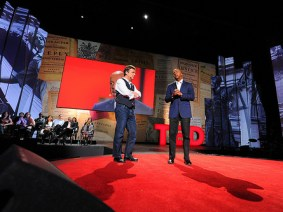 TED's first response to Bryan Stevenson's talk on injustice