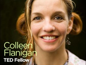 Sculpting coral gardens: Fellows Friday with Colleen Flanigan