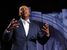 All of our survival is tied to the survival of everyone: Bryan Stevenson at TED2012