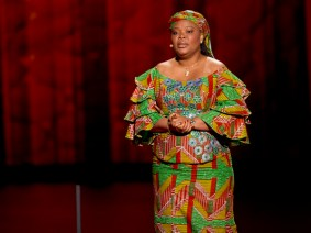 Unlock the intelligence, passion, greatness of girls: Leymah Gbowee at TED2012
