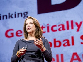 Announced at TEDGlobal 2012: A novel array for stem cell research