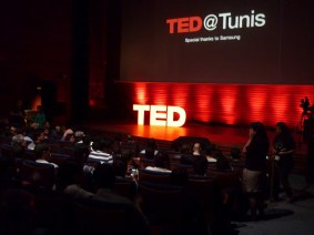 TED Talent Search: Report from TED@Tunis …