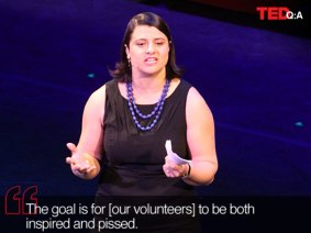 An elite team of volunteers to fix health care: Q&A with Rebecca Onie
