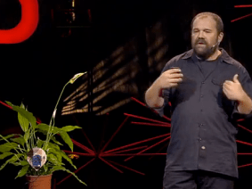 Video tweet: Massimo Banzi quoted at TEDGlobal 2012