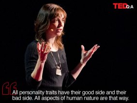 It's OK to eat alone: Q&A with Susan Cain