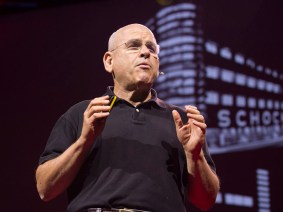 Forget grades. Let's have fun with math: Shimon Schocken at TEDGlobal 2012