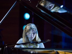 Showing the global wingspan of Rachmaninoff: Natasha Paremski at TEDGlobal 2012