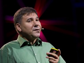 Shadows in the light of openness: Ivan Krastev at TEDGlobal 2012