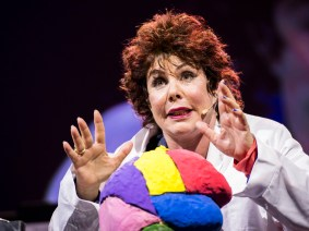Stop the stigma of mental illness: Ruby Wax at TEDGlobal 2012