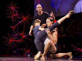 Modern dance choreographed in real time: Wayne McGregor at TEDGlobal 2012