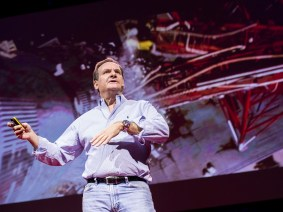 The visual reality of movies: Robert Legato at TEDGlobal 2012