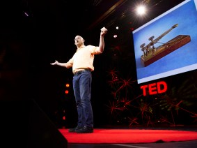 In praise of cooperation without coordination: Clay Shirky at TEDGlobal 2012