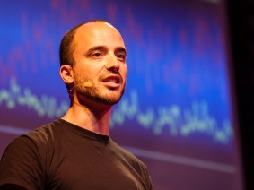 Intelligence in muscles: Q&A with Alexander Grey