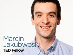 Civilization reboot: Fellows Friday with Marcin Jakubowski