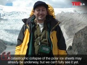 Deep Water: New TED Book on crisis of polar ice melt and rising oceans
