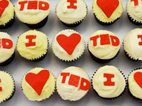 The best TEDx cupcakes