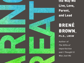 5 insights from Brené Brown's new book, Daring Greatly, out today