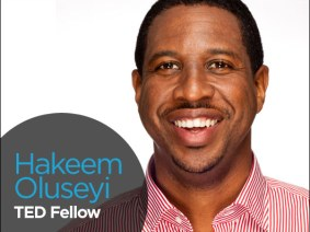 Rise of a gangsta nerd: Fellows Friday with Hakeem Oluseyi