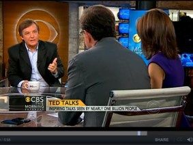 Video: Watch TED's Chris Anderson on 'CBS This Morning'