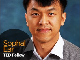 Paying it forward: Fellows Friday with Sophal Ear