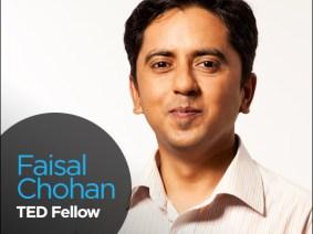 Local hero: Fellows Friday with Faisal Chohan