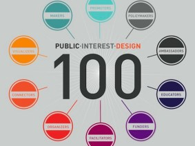 Public Interest Design names its top 100, including 16 TED alums
