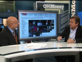 Watch Chris Anderson on CNN Money