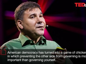 "Is democracy in crisis? A Q&A with TED ebook author Ivan Krastev, who says ""yes"""