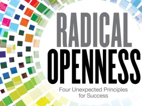 A brand new TED Book: Radical Openness