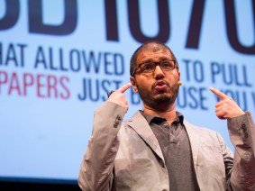 Pardon Me, but WTF?: TED Fellow Safwat Saleem calls out for stories of bs