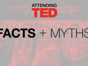 The #1 myth of TED: You have to be invited
