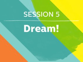 Dream!: The speakers in Session 5 at TED2013